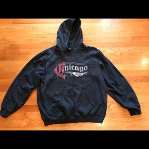 Unique Vintage Chicago Bulls Adidas Sweatshirt